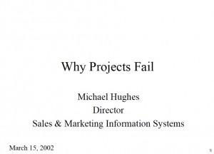 why-projects-fail